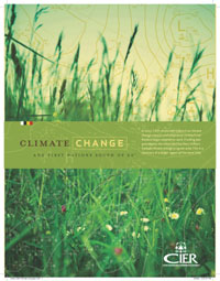 Figure 9: Summary Report – Climate Change and First Nations South of 60